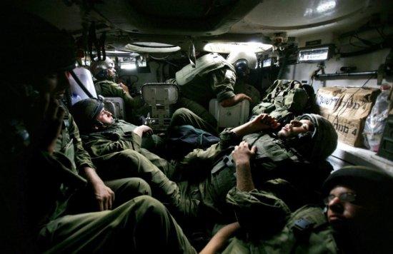 Сон солдат