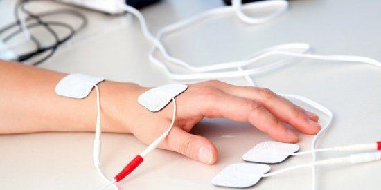 Электрофорез на руку