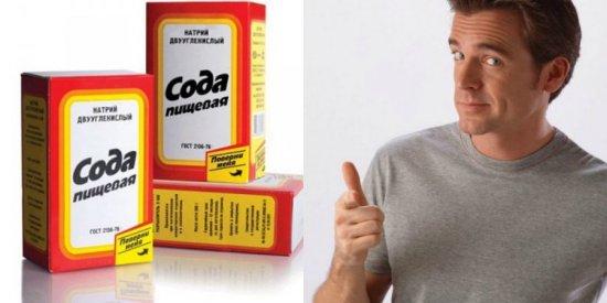 Польза соды для организма