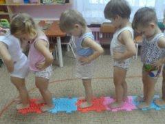 Гимнастика в детском саду