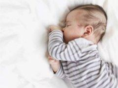 Сон грудничка