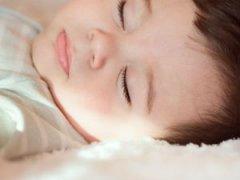 Ребенок спит