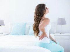Боль в спине после сна