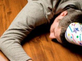 Как уснуть после запоя